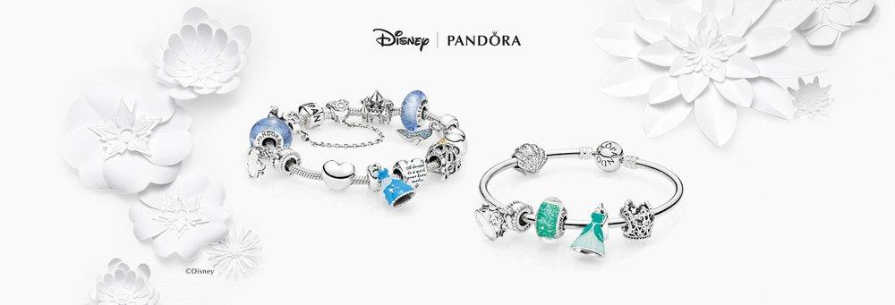 Pandora Lanceert Nieuwe Disney Juwelen En Opent Een Winkel