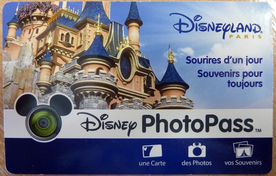 photopass card