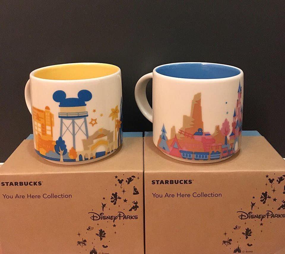 Spiksplinternieuw Exclusieve Disney-mokken verkrijgbaar bij Starbucks   Disney Magic FP-18