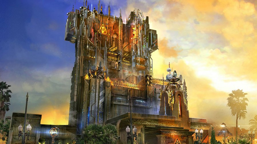 guardian of the galaxy mission breakout