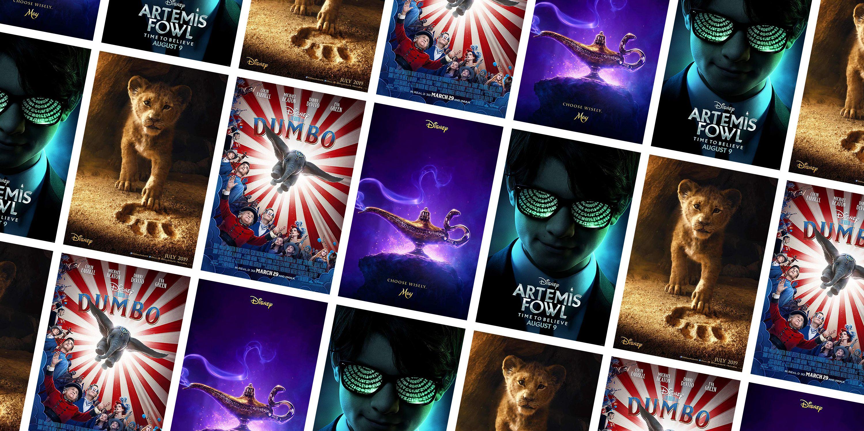 Alle Disney-films die in 2019 verschijnen   Disney Magic
