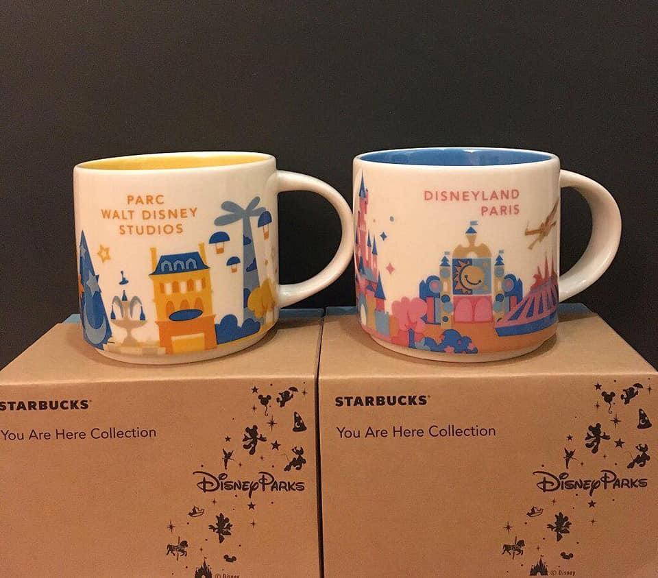 Fonkelnieuw Exclusieve Disney-mokken verkrijgbaar bij Starbucks   Disney Magic SV-82